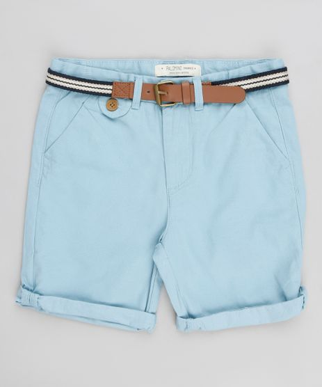 Bermuda-Color-Infantil-com-Cinto-Cadarco-Listrado-Azul-Claro-9193832-Azul_Claro_1