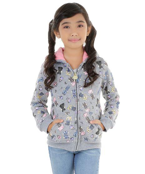 Blusao-em-Moletom-Barbie-Cinza-Mescla-8199244-Cinza_Mescla_1