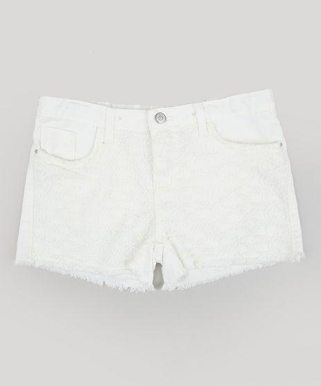 Short-Color-Infantil-com-Renda-Barra-Desfiada-Branco-9316487-Branco_1