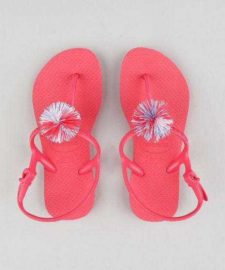 Chinelo-Infantil-Havaianas-com-Pompom-Rosa-9324022-Rosa_1