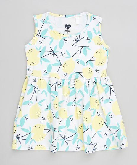 Vestido-Infantil-Estampado-de-Limoes-Sem-Manga-Off-White-9300345-Off_White_1