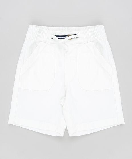 Bermuda-Infantil-com-Cordao-Branca-9236831-Branco_1