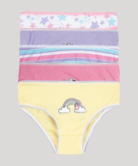 05182c522 Moda Infantil - Pijamas e Roupas Íntimas - Calcinhas e Sutiãs Disney ...