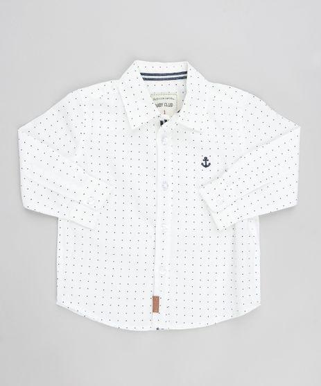 Camisa-Infantil-Estampada-de-Poa-com-Bordado-Manga-Longa-Branca-9188637-Branco_1