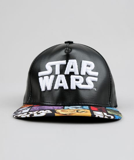 Bone-Infantil-Aba-Reta-Star-Wars-Preto-9289832-Preto_1