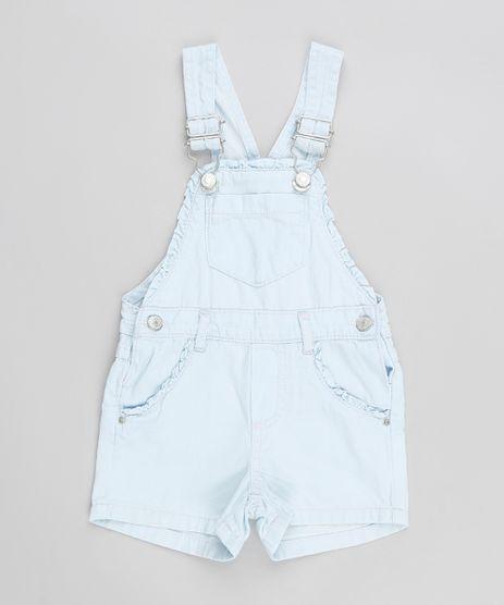 Jardineira-Jeans-Infantil-com-Babados-Delave-9376263-Delave_1