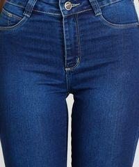 c78514071 Calça Jeans Feminina Sawary Boot Cut Azul Escuro - ceacollections