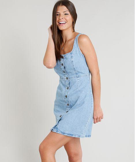 Imagen de vestido de jeans