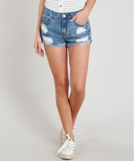 Short-Jeans-Feminino-Boy-Destroyed-Azul-Medio-9374569-Azul_Medio_1