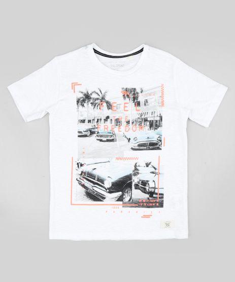 Camiseta-Infantil-Devore-com-Estampa-Neon-Manga-Curta-Gola-Careca-Off-White-9328153-Off_White_1