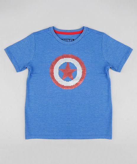 Camiseta-Infantil-Capitao-America-com-Paete-Dupla-Face-Manga-Curta-Gola-Careca-Azul-9375169-Azul_1