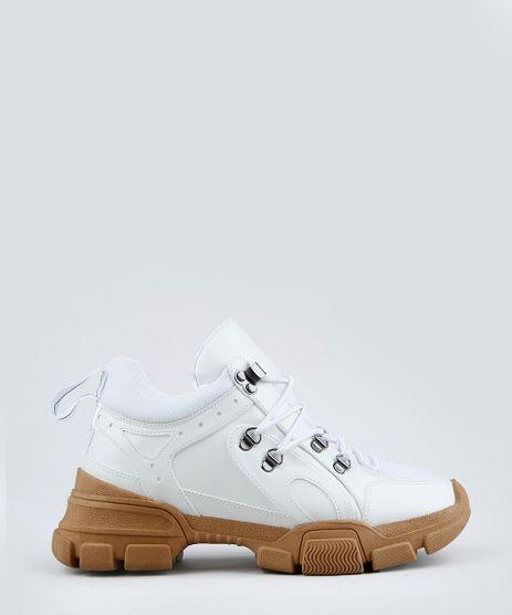 Tenis Branco em Moda Feminina - Calçados Branco – cea 2e4d26aed6c4e