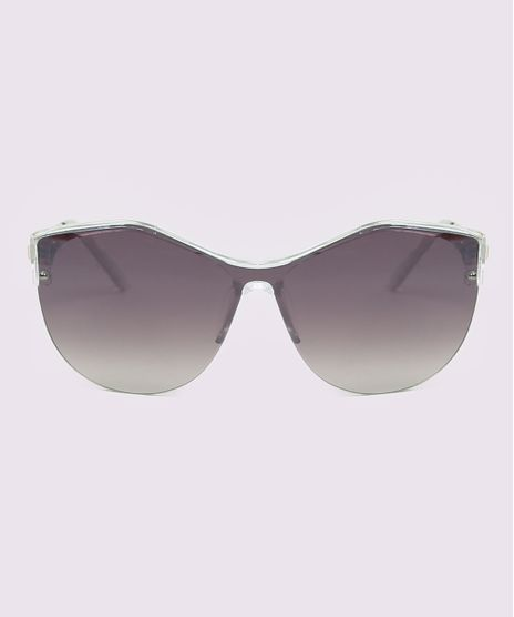 Oculos-de-Sol-Gatinho-Feminino-Oneself-Transparente-9435379- cf0edd781b