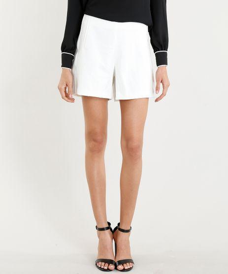 Short-Feminino-Cintura-Alta-Texturizado-com-Ziper-Off-White-9252230-Off_White_1