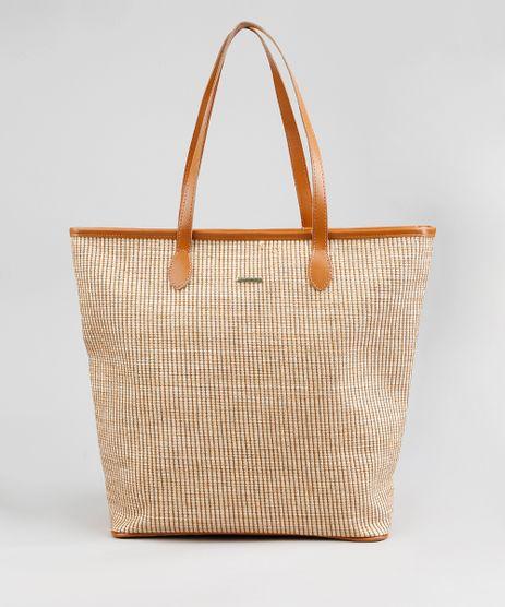 Bolsa-Shopper-Feminina-de-Palha-Bege-9342668-Bege_1
