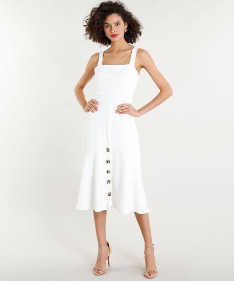 Vestido-Feminino-Midi-com-Botoes-Off-White-9368032-Off_White_1