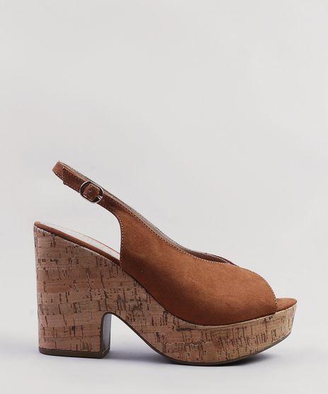 Sandalia-Feminina-Plataforma-em-Suede-Caramelo-9323393-Caramelo_1