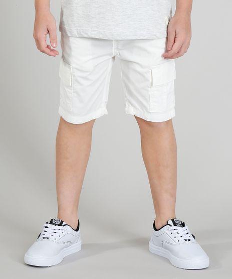 Bermuda-Cargo-Infantil-com-Cordao-de-Ajuste-Off-White-9313658-Off_White_1