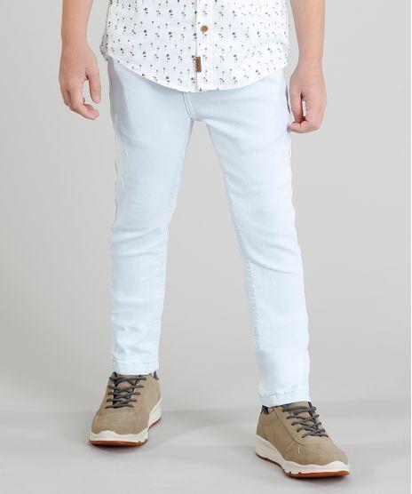 Calca-Jeans-Infantil-Delave-com-Puidos-e-Bolsos-Azul-Claro-9320201-Azul_Claro_1