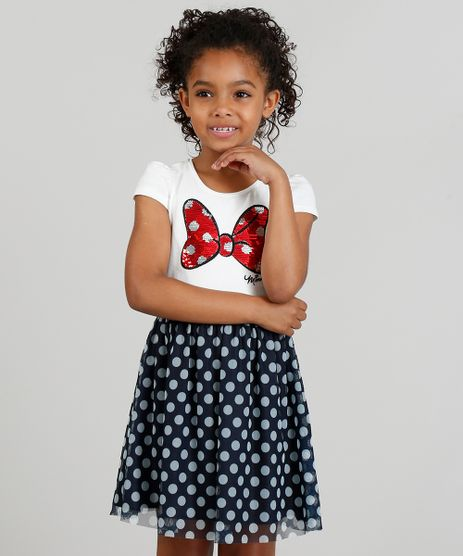 Vestido-Infantil-Minnie-com-Paetes-Dupla-Face-e-Tule-Estampado-de-Poa-Off-White-9370553-Off_White_1