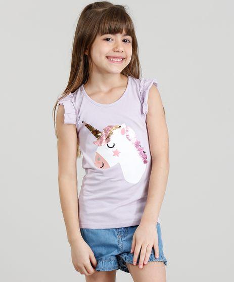 Regata-Infantil-com-Estampa-Unicornio-com-Paete-Dupla-Face-e-Bordado-Lilas-9254088-Lilas_1