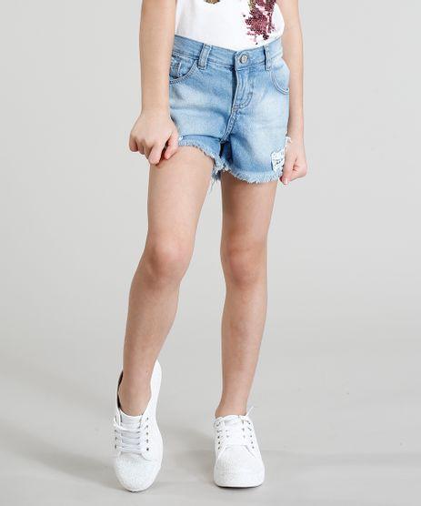 Short-Jeans-Infantil-com-Guipir-Azul-Claro-9316907-Azul_Claro_1