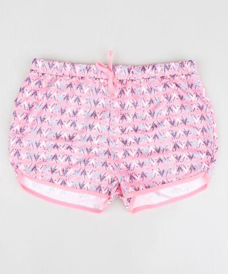 Short-de-Praia-Infantil-Estampado-Etnico-Pink-9302527-Pink_1