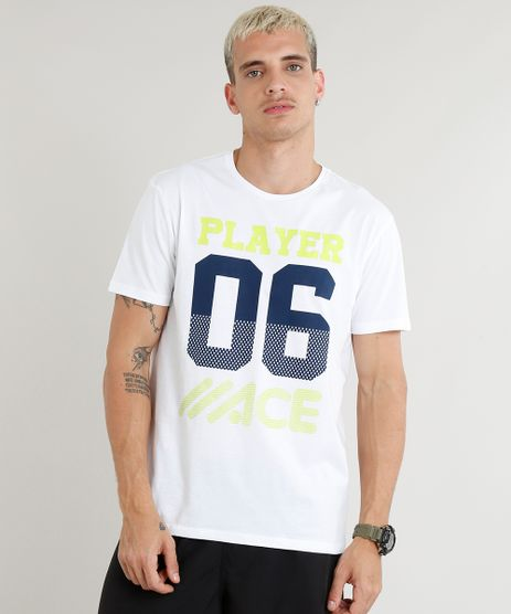 Camiseta-Masculina-Esportiva-Ace--Player-06--Manga-Curta-Gola-Careca-Branca-9275357-Branco_1