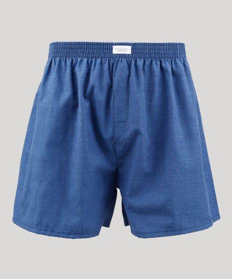 Samba-Cancao-Masculina-Estampada-Mini-Print-Azul-9395427-Azul_1