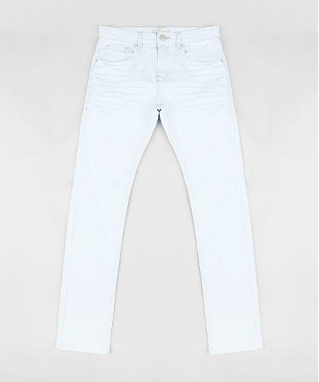 Calca-Jeans-Infantil-Skinny-com-Puidos-Azul-Claro-9320673-Azul_Claro_1