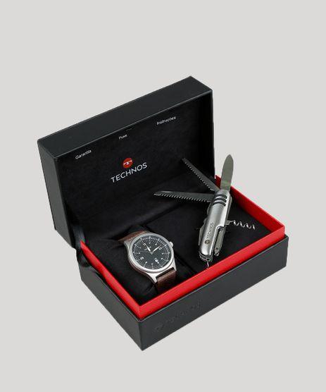 Kit-de-Relogio-Analogico-Technos-Masculino---Canivete---2115MRA0P-Prateado-9397209-Prateado_1