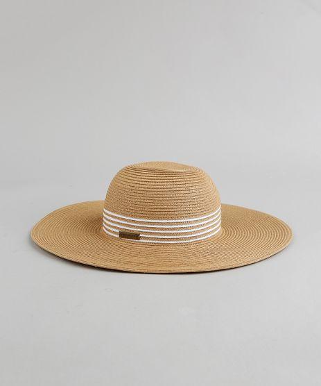 Chapeu-de-Praia-Lenny-Niemeyer-em-Palha-com-Listrado-Bege-9262364-Bege_1