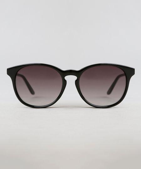 339f9eb33 Óculos de Sol Redondo Feminino Lenny Niemeyer Preto - cea