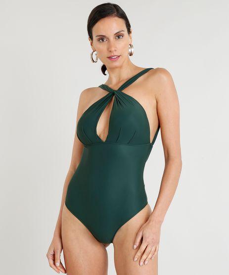 Maio-Body-Lenny-Niemeyer-Decote-Vazado-Sem-Bojo-Protecao-UV50--Verde-Escuro-9280191-Verde_Escuro_1
