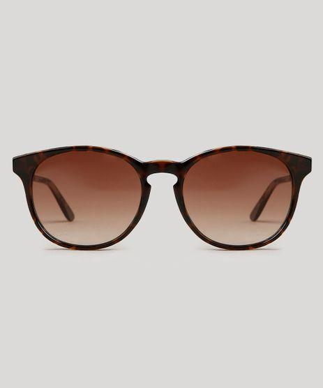 Oculos-de-Sol-Redondo-Feminino-Lenny-Niemeyer-Tartaruga-9343669-Tartaruga_1