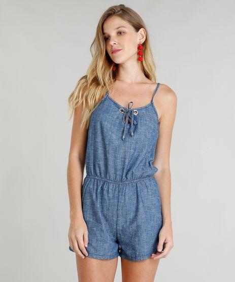 Macaquinho-Jeans-Feminino-com-Bolsos-e-Ilhos-Alca-Fina-Decote-Redondo-Azul-Medio-9372324-Azul_Medio_1