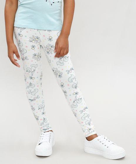 Calca-Legging-Infantil-Estampada-de-Unicornios-Bege-Claro-9393301-Bege_Claro_1