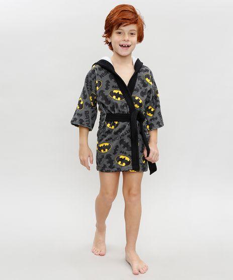 Roupao-Infantil-Estampado-Batman-com-Capuz-Chumbo-9328659-Chumbo_1
