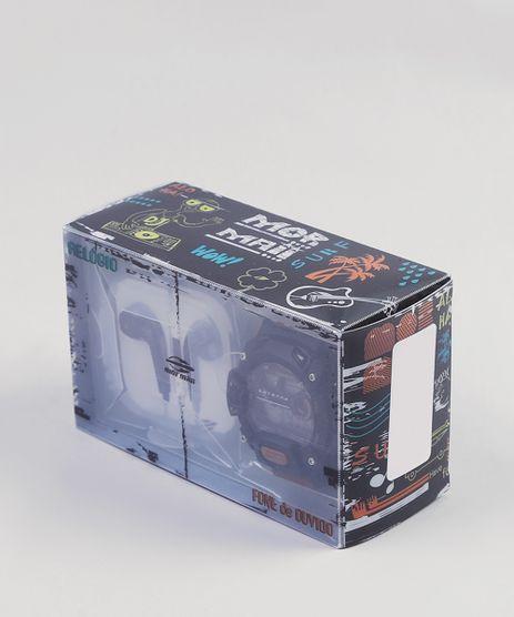 b4e31d0e474 Kit-de-Relogio-Digital-Mormaii-Masculino---Fone-