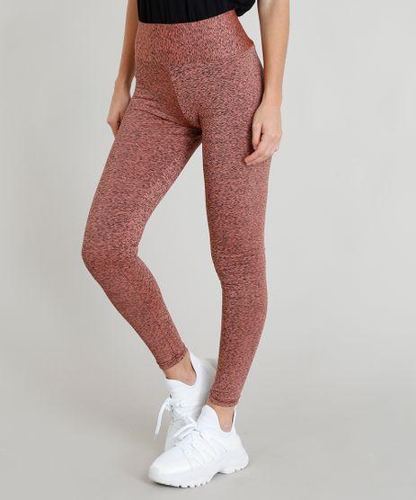 Calca-Legging-Feminina-Esportiva-Ace-Mescla-com-Protecao-UV-Coral-9355402-Coral_1