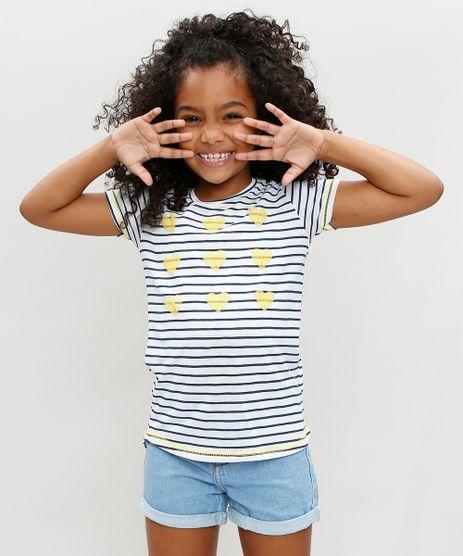 Blusa-Infantil-Listrada-com-Coracoes-Manga-Curta-Decote-Redondo-Branca-9301016-Branco_1
