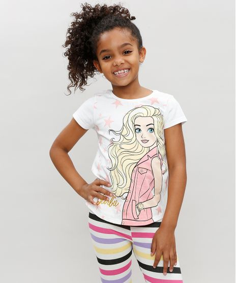 Blusa-Infantil-Barbie-Manga-Curta-Branca-9327701-Branco_1