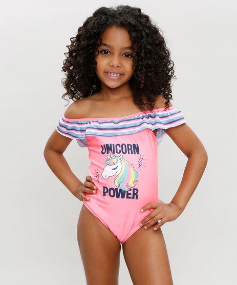 Maio-Infantil-Unicornio-com-Babado-Protecao-UV50--Rosa-Neon-9302483-Rosa_Neon_1