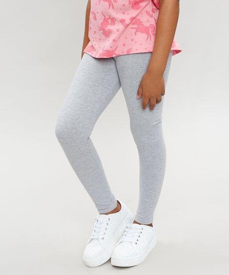 Calca-Legging-Infantil-Basica-Cinza-Mescla-Claro-9393297-Cinza_Mescla_Claro_1