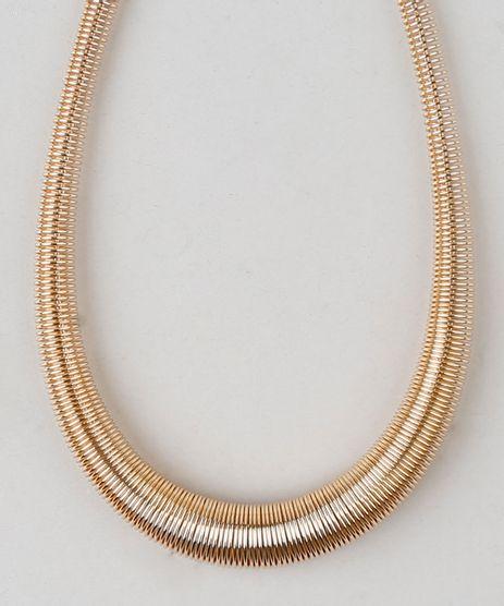 Colar-Feminino-em-Espiral-Dourado-9280437-Dourado_1