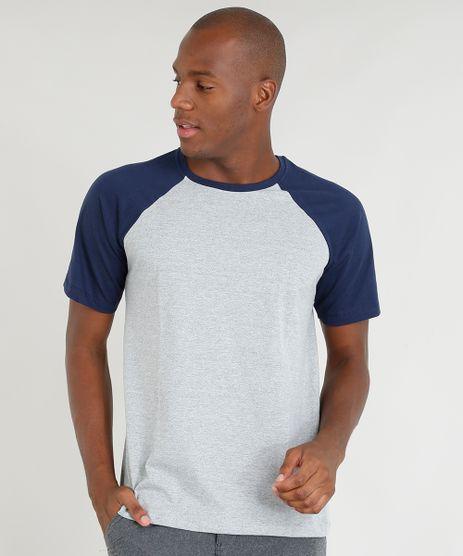 Camiseta-Masculina-Basica-Mescla-Raglan-Manga-Curta-Gola-Careca-Cinza-Mescla-9396848-Cinza_Mescla_1