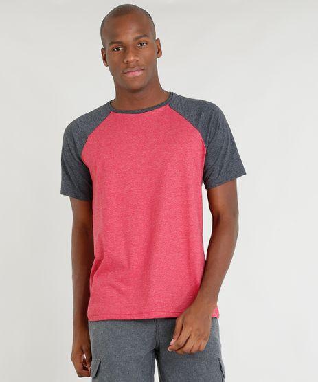 Camiseta-Masculina-Basica-Mescla-Raglan-Manga-Curta-Gola-Careca-Vermelha-9396848-Vermelho_1