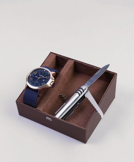 f7c418f6c15 Moda Masculina - Acessórios - Relógios C A Azul Marinho de R 100