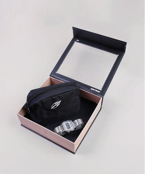 58516541e98 Kit de Relógio Digital Mormaii Feminino + Nécessaire - MOJH02AQK3K ...
