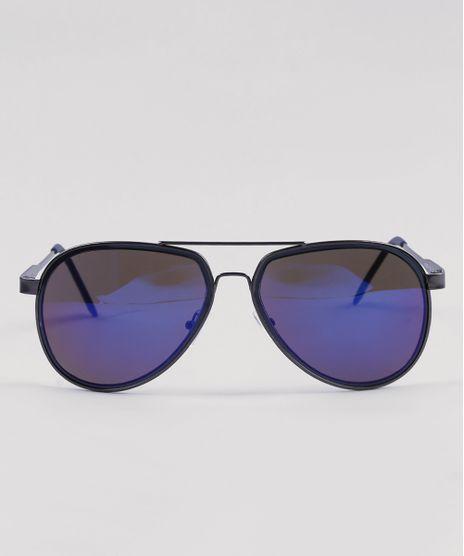 Oculos-de-Sol-Aviador-Masculino-Oneself-Grafite-9430430-Grafite_1